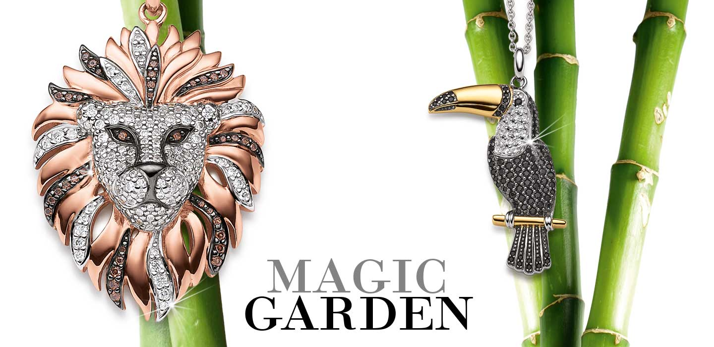 VIVENTY Silberschmuck Kollektion Magic Garden