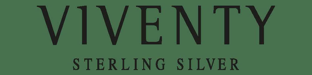 VIVENTY Sterling Silver Logo