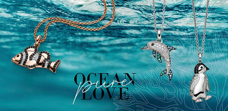 VIVENTY Silberschmuck Collection Ocean Love