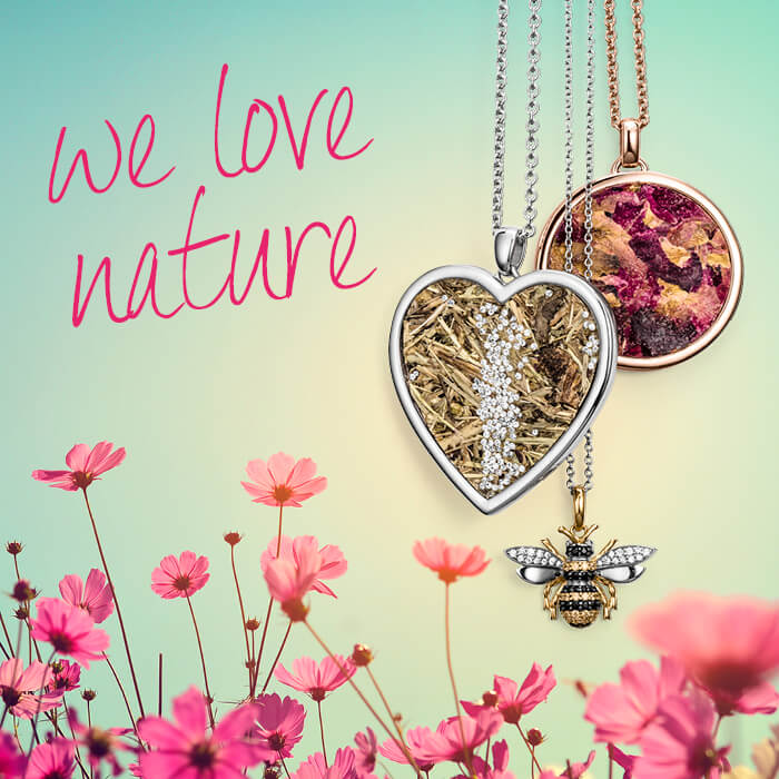 VIVENTY Silberschmuck Kollektion We Love Nature